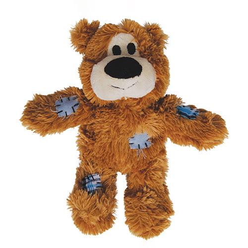 KONG Wild Knot Bear brun farge.