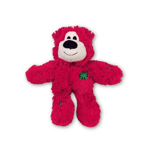 KONG Wild Knot Bear rød farge.