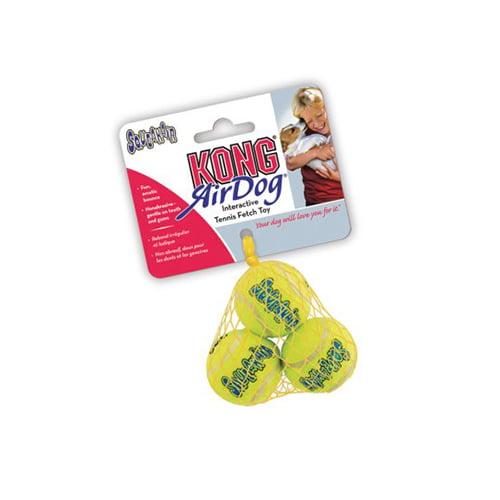 Produktbilde av 3-pk med tennisballer fra KONG