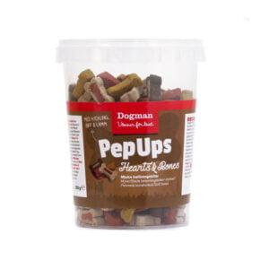 Produktfoto av PepUps godbit til hund