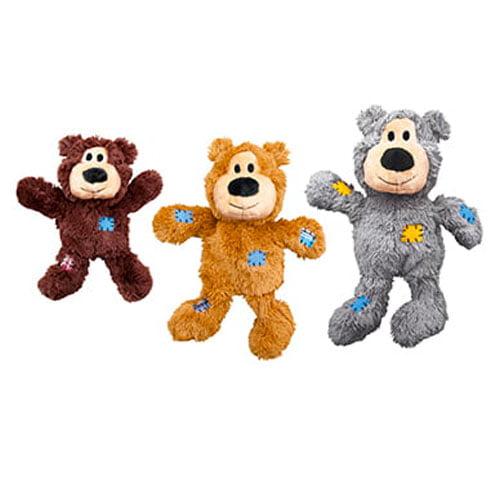 Produktfoto av 3 stk Wild Knots Bears fra KONG